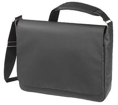 Halfar Moderní taška na dokumenty SUCCESS - Matná černá