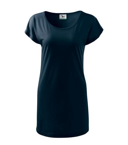 Adler Dámske tričko Love - Námořní modrá | XL
