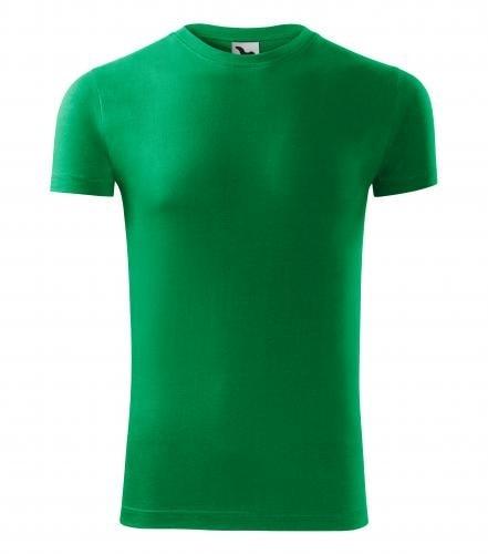 Adler Pánske tričko Replay/Viper - Středně zelená | M