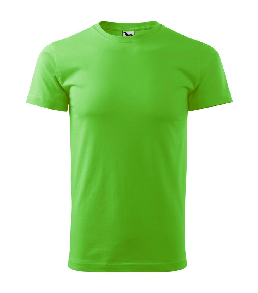 Adler Pánske tričko Basic - Apple green | XL