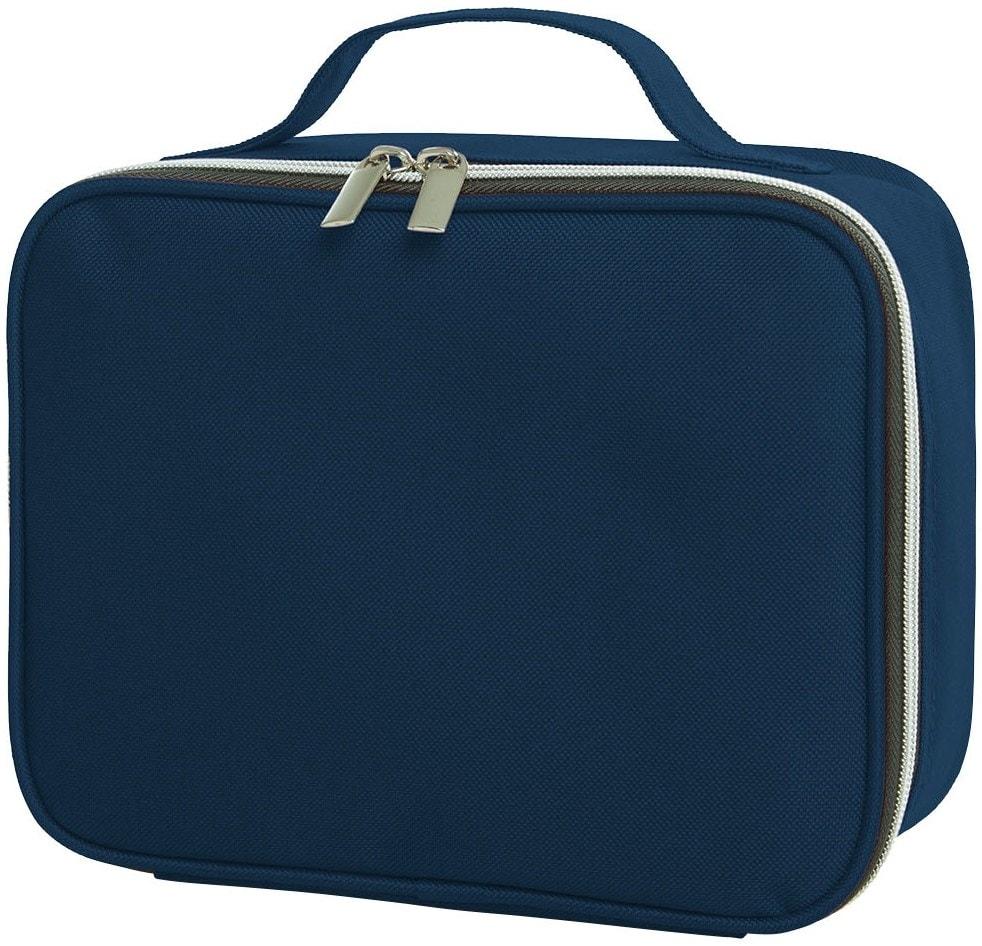 Halfar Cestovní kosmetický kufřík SWITCH - Tmavě modrá