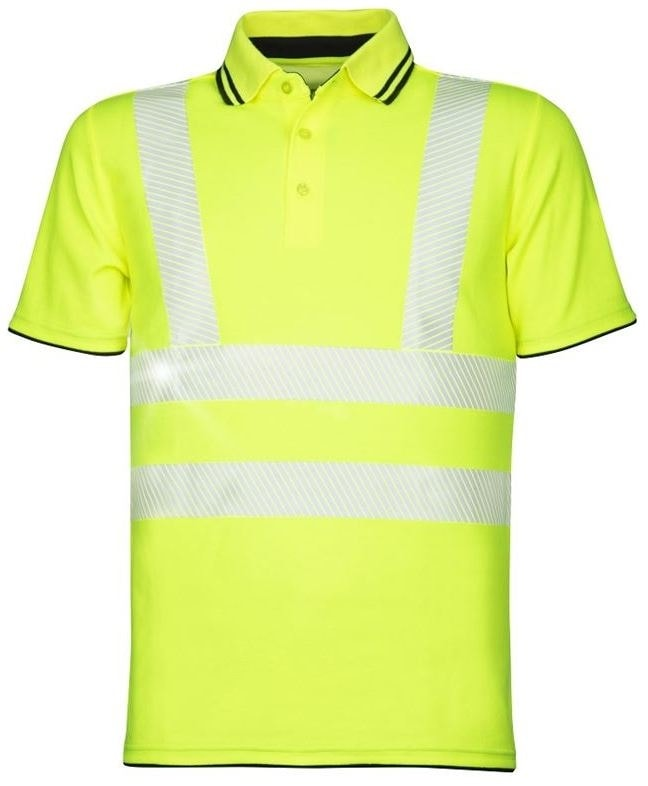 Ardon Reflexná polokošeľa SIGNAL - Žlutá | XXL