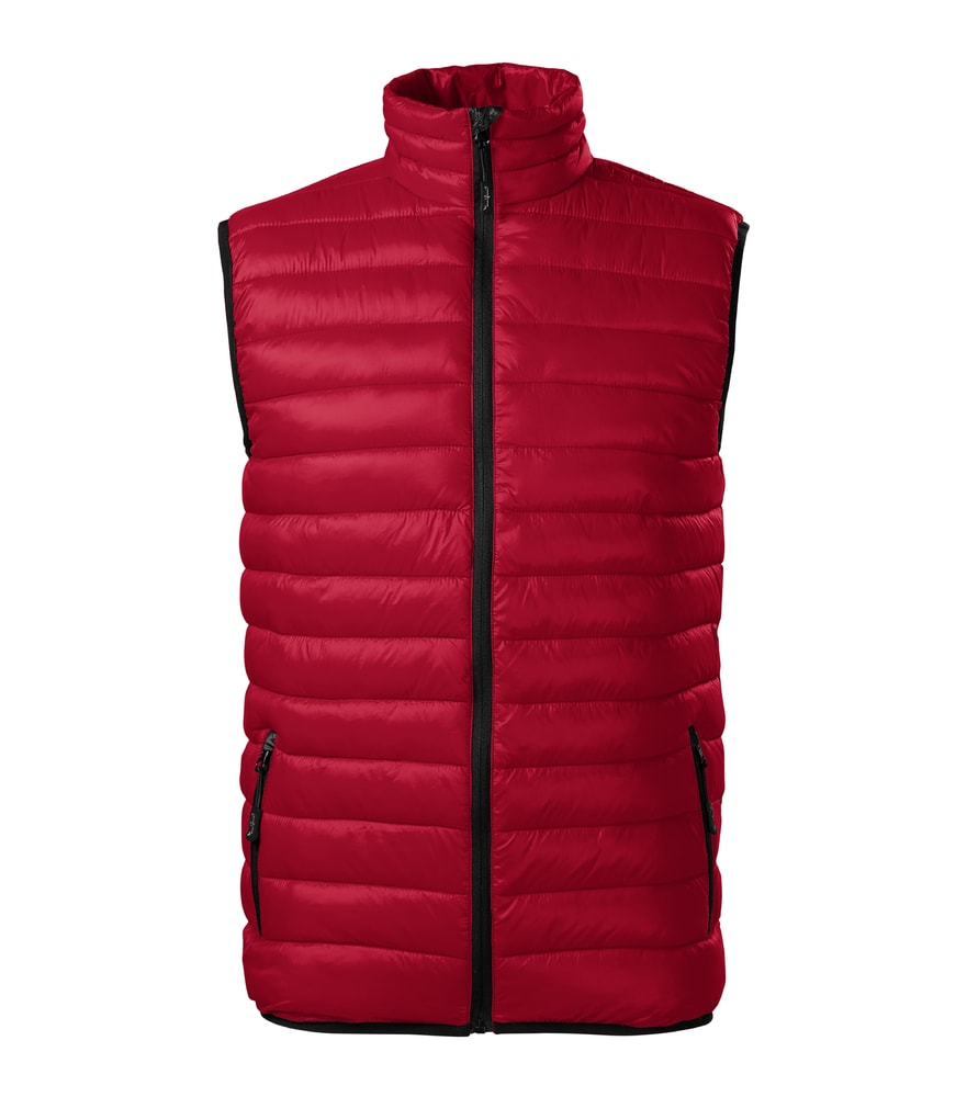 Adler Pánska vesta Everest - Jasně červená | L
