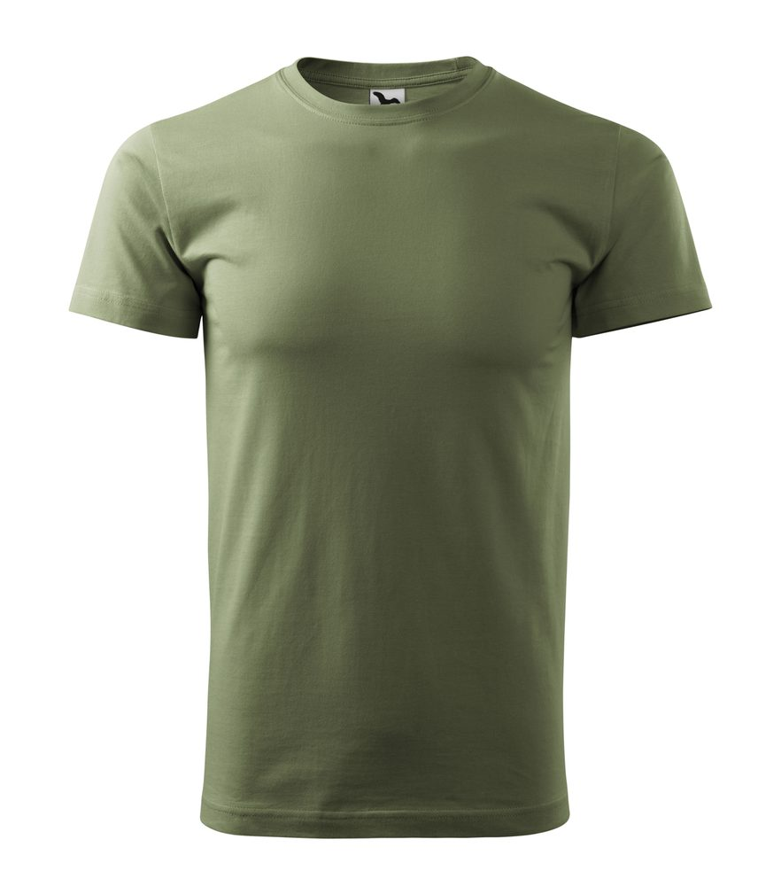 Adler Tričko Heavy New - Khaki | XL