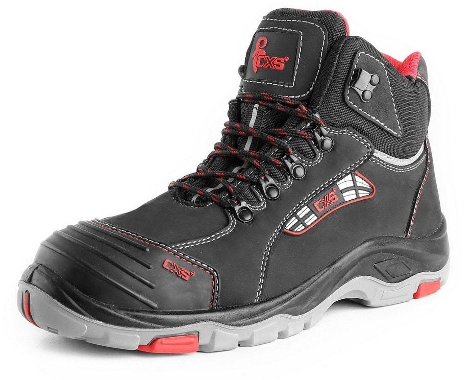 Kotníková bezpečnostní obuv ROCK DIORIT S3 - 43