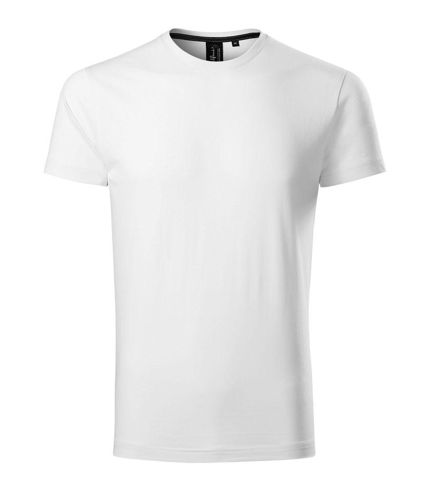 Adler Pánske tričko Malfini Exclusive - Bílá | S