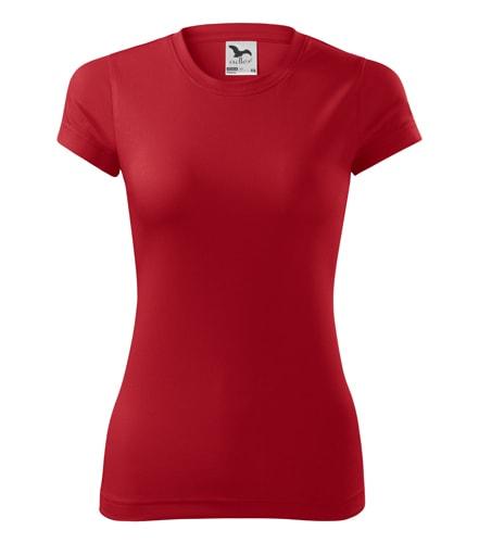 Adler Dámske tričko Fantasy - Červená | XL