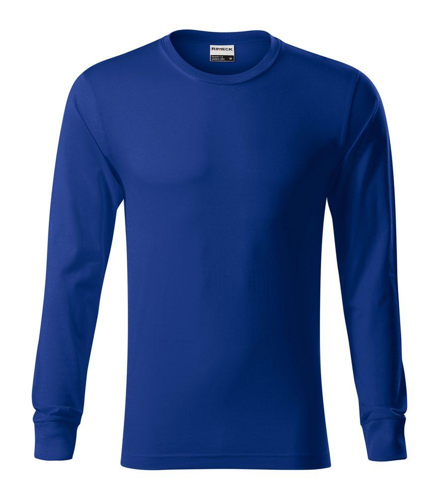 Adler (MALFINI) Tričko s dlhým rukávom Resist LS - Královská modrá   S