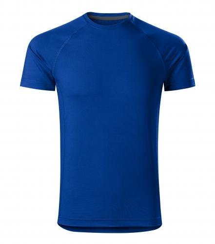 Adler Pánske tričko Destiny - Královská modrá | XXL
