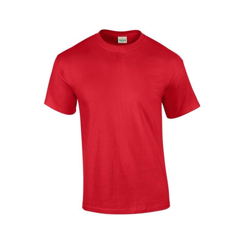 Keya Detské tričko ECONOMY - Červená | M