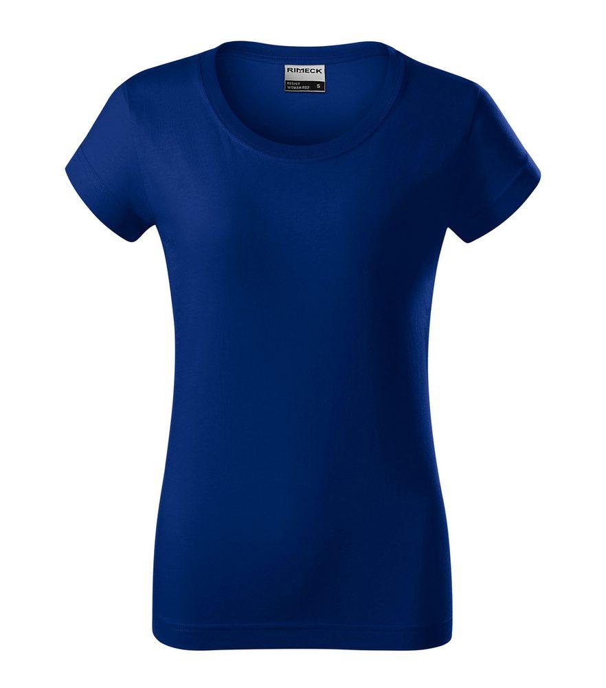 Adler (MALFINI) Dámske tričko Resist - Královská modrá | XXL
