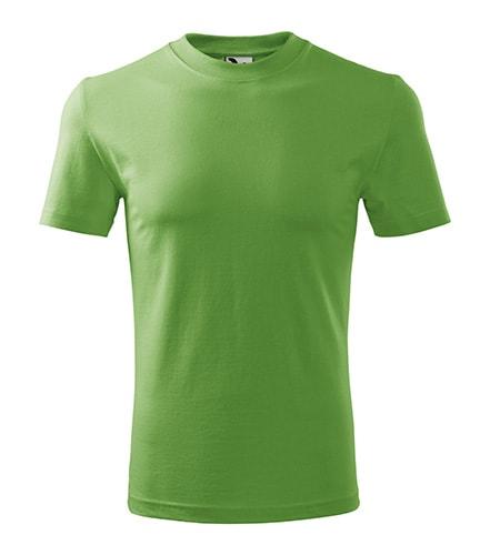 Adler Tričko Heavy - Trávově zelená | XXL