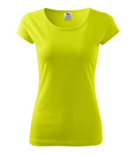 Adler Dámske tričko Pure - Limetková | XS