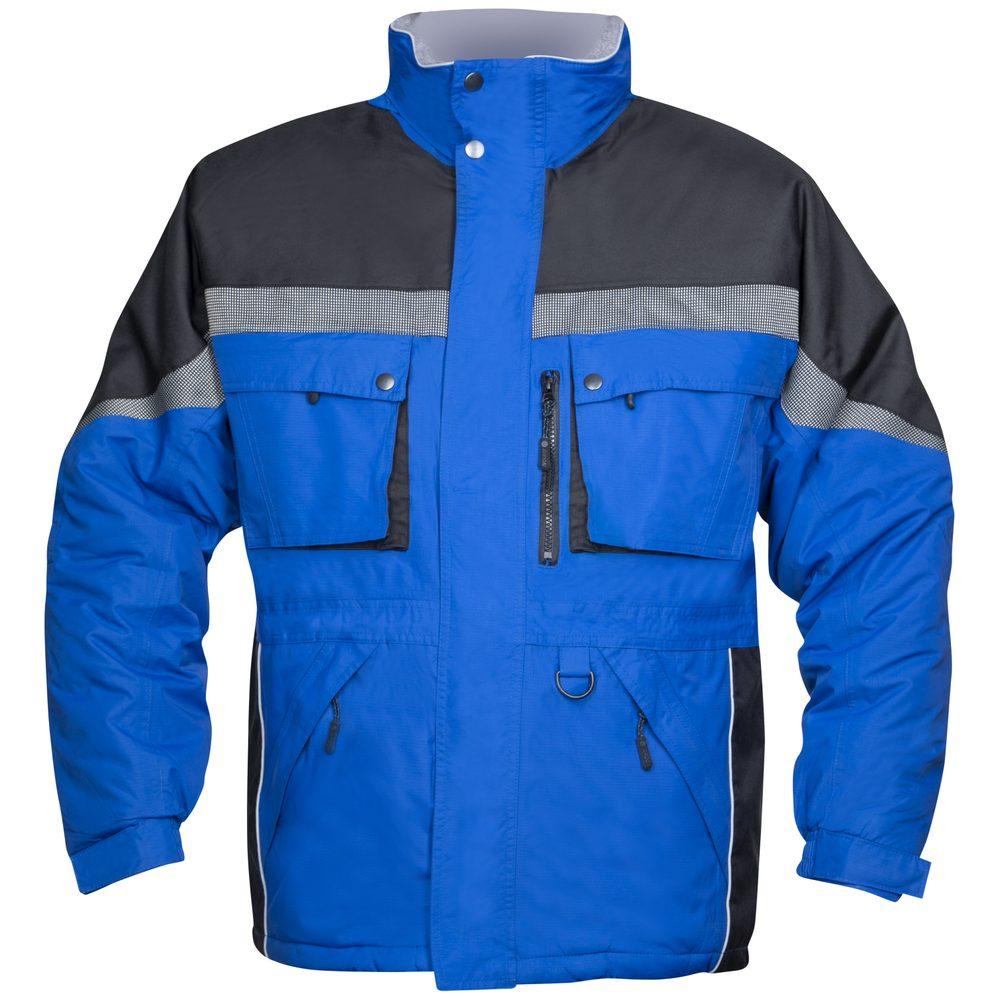 Ardon Zimná pracovná bunda Milton - Modrá   XXXL