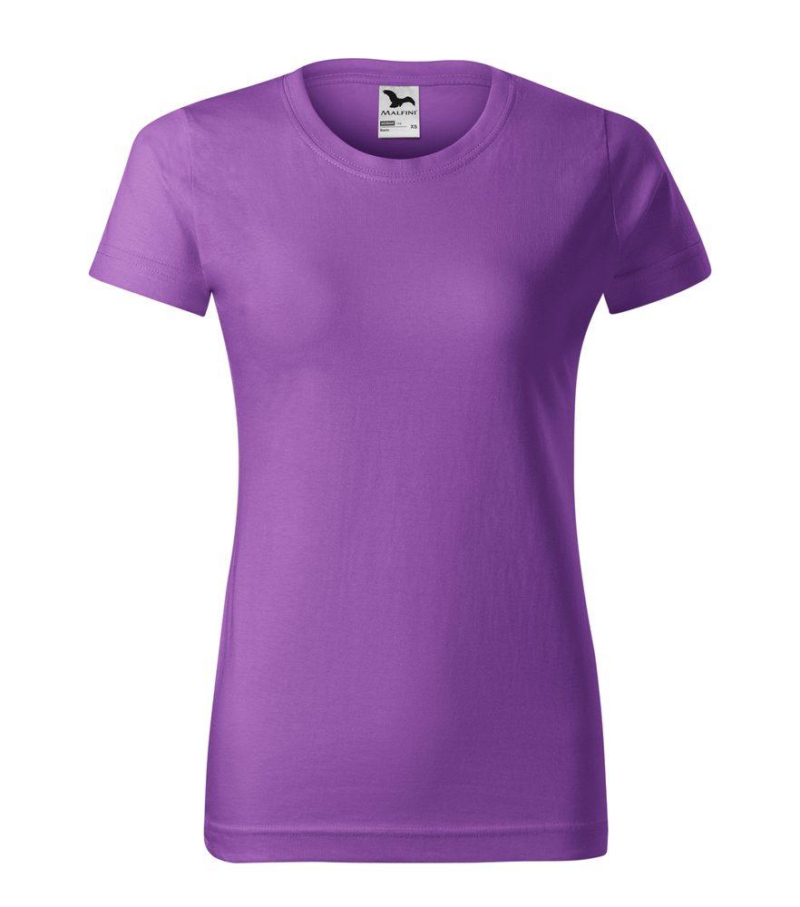 Adler Dámske tričko Basic - Fialová | M