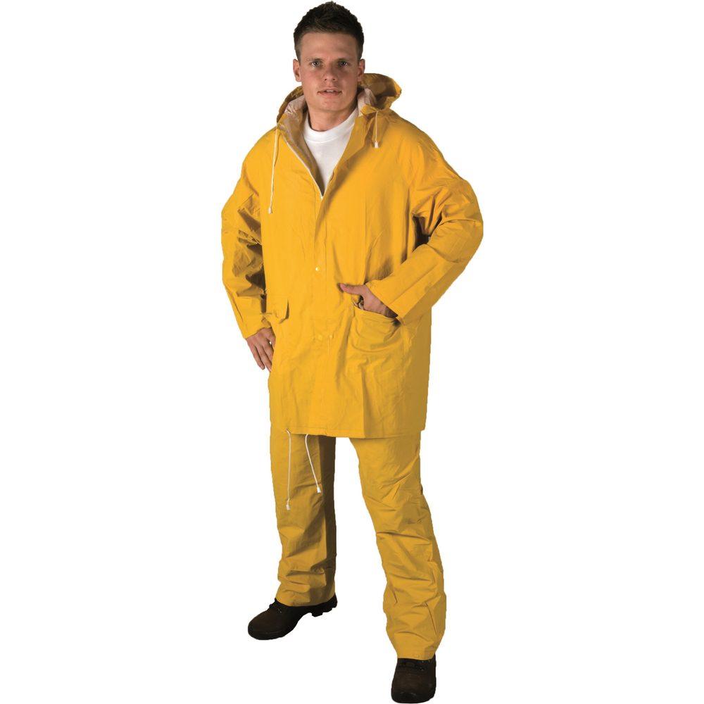 Ardon Nepromokavý dvoudílný oblek Hugo - Žlutá | M