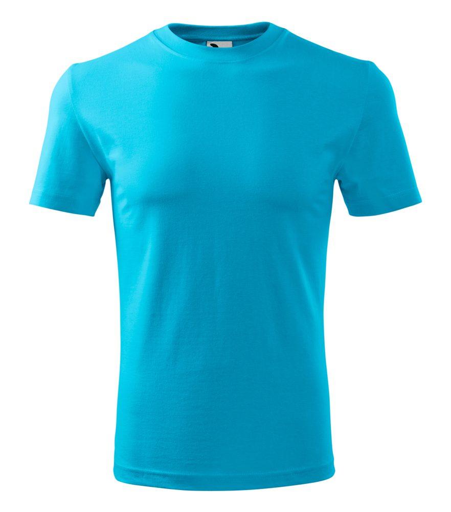 Adler Pánske tričko Classic New - Tyrkysová | XL