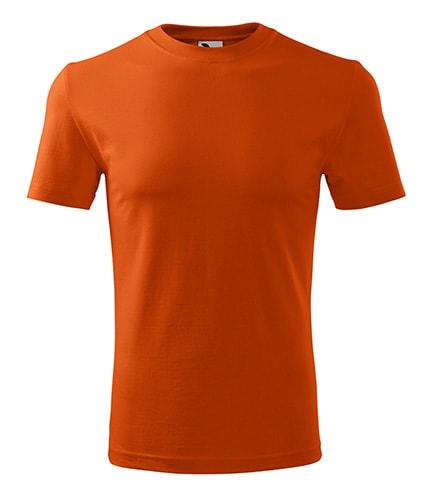 Adler Pánske tričko Classic New - Oranžová | M