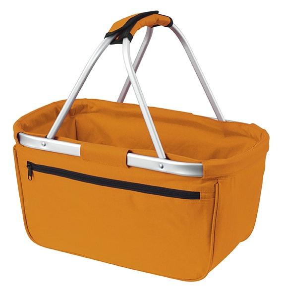 Halfar Nákupný košík BASKET - Oranžová