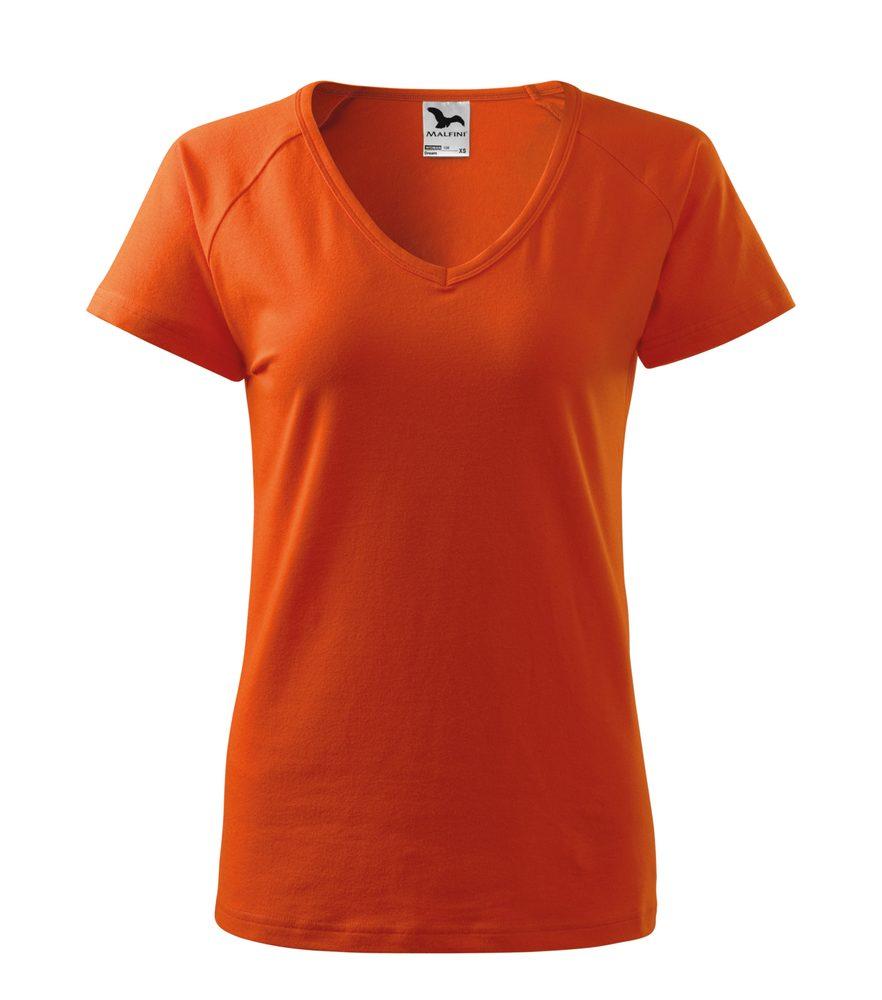 Adler Dámske tričko Dream - Oranžová | XL