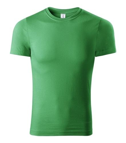 Adler Tričko Paint - Středně zelená | M