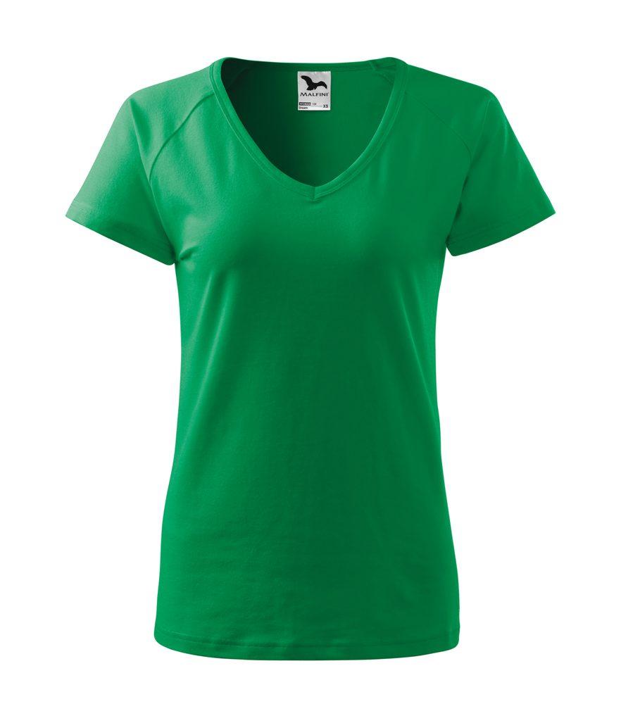 Adler Dámske tričko Dream - Středně zelená | M