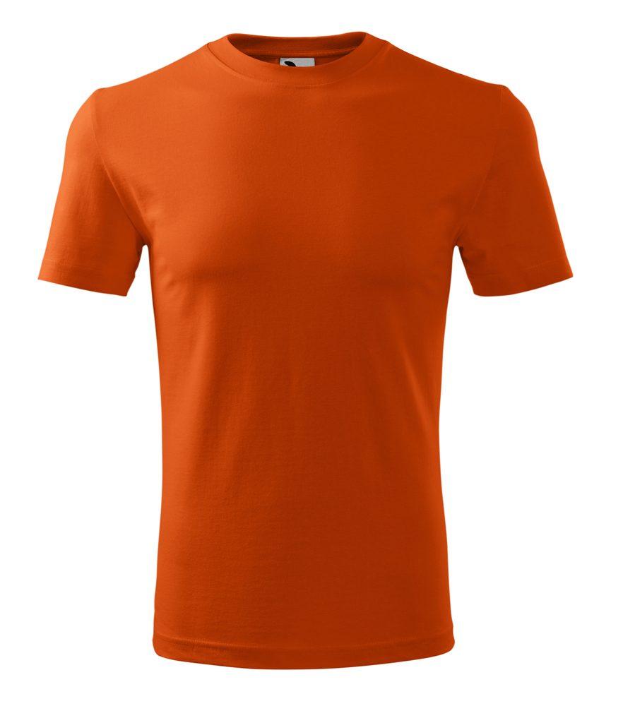 Adler Pánske tričko Classic New - Oranžová | XL