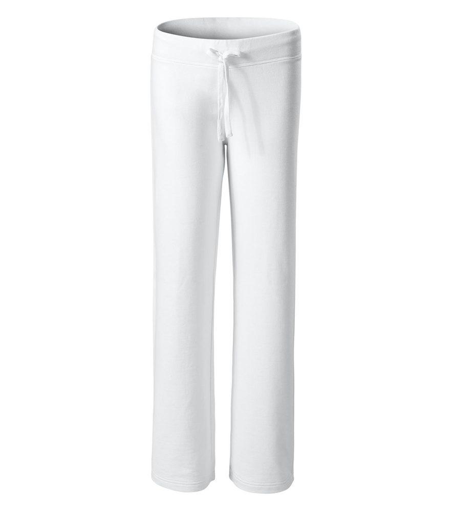 Adler (MALFINI) Dámske tepláky Comfort - Bílá | L