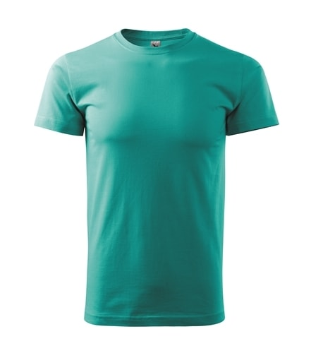 Adler Pánske tričko Basic - Emerald | S