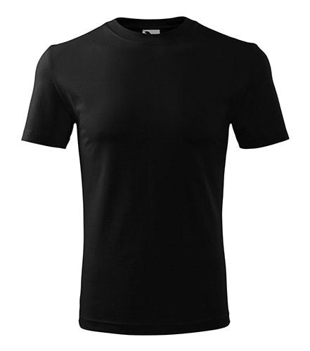 Pánské tričko Classic New - Černá   XXL