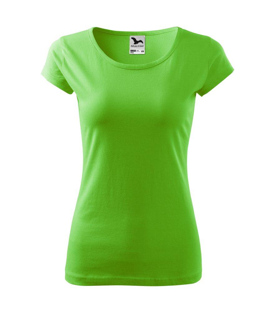 Adler Dámske tričko Pure - Apple green | M