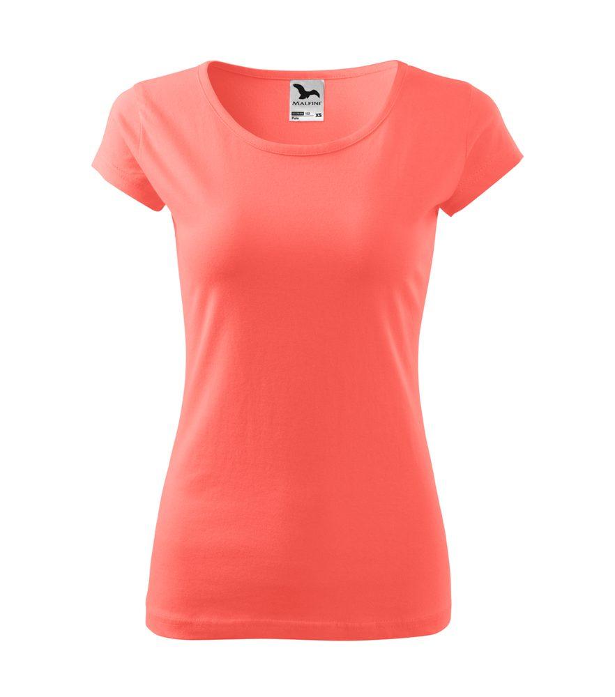 Adler Dámske tričko Pure - Korálová | M