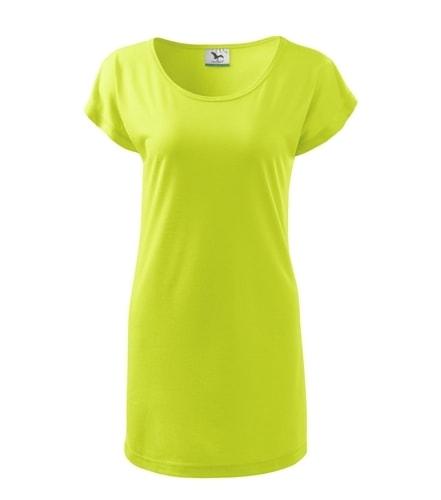 Adler Dámske tričko Love - Limetková   XL