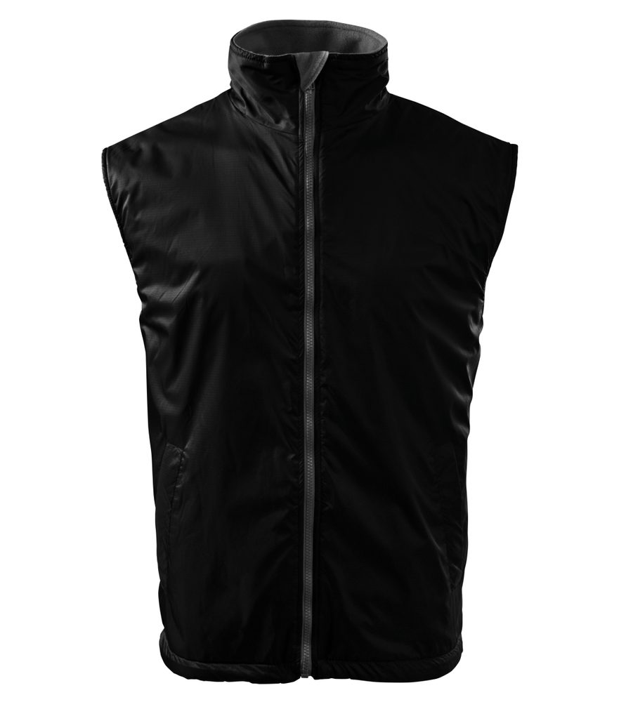 Adler Pánska vesta Body Warmer - Černá | M
