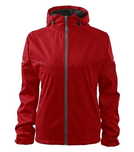 Adler Dámska bunda COOL - Červená | M