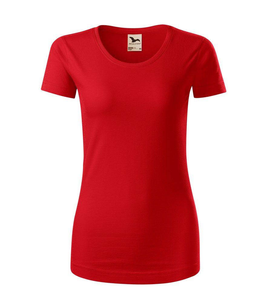 Adler (MALFINI) Dámske tričko Origin - Červená | L