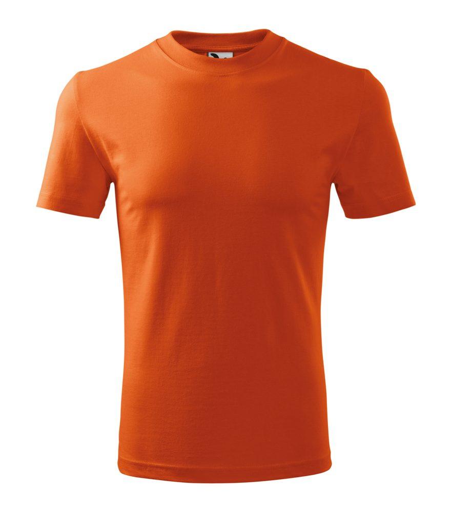Adler Tričko Heavy - Oranžová | M