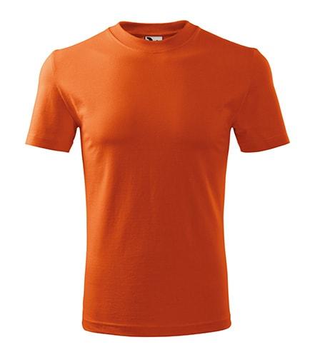 Adler Tričko Heavy - Oranžová | S
