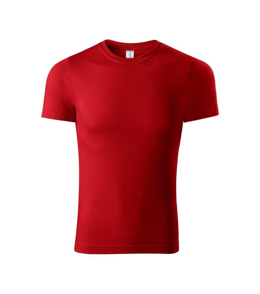 Adler Detské tričko Pelican - Červená | 122 cm (6 let)