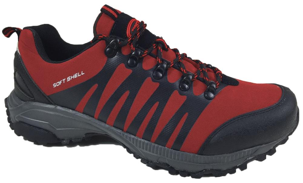 Ardon Športová softshellová obuv Feet - Červená | 39