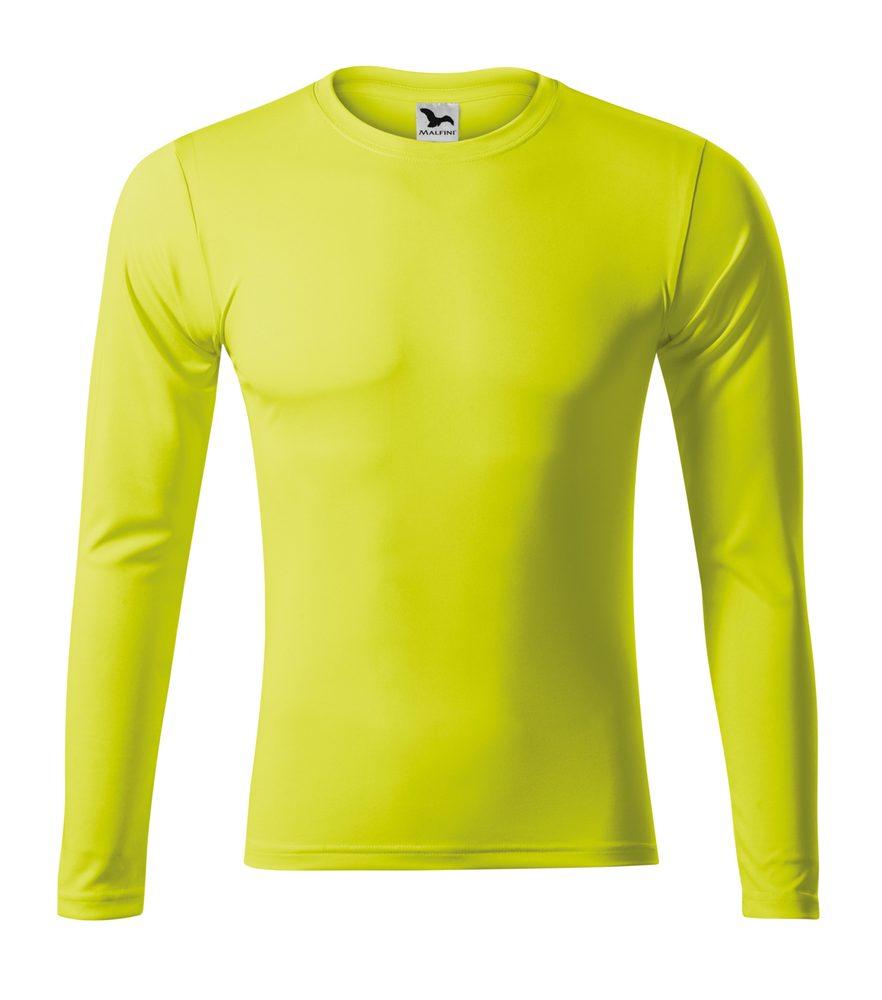 Adler Tričko Pride - Neonově žlutá | L