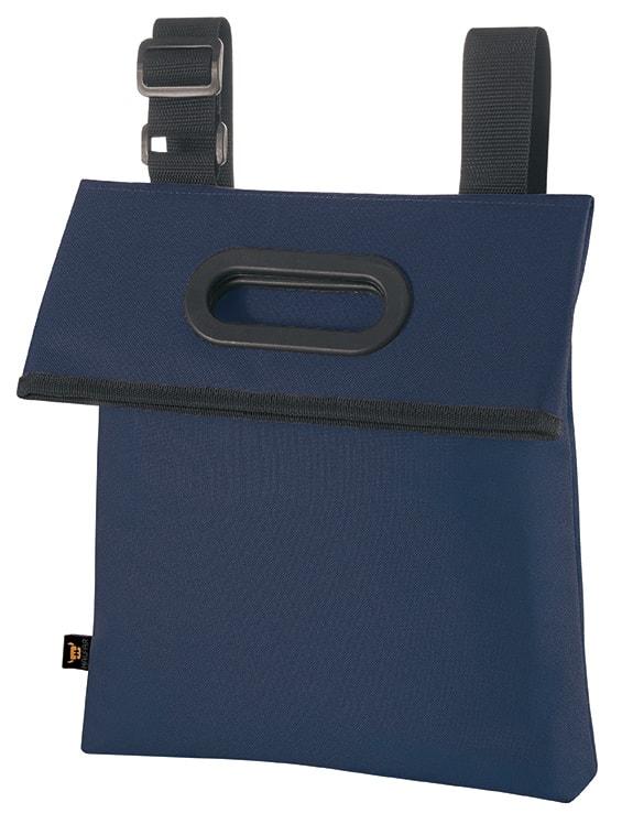 Halfar Taška na dokumenty EASY - Tmavě modrá