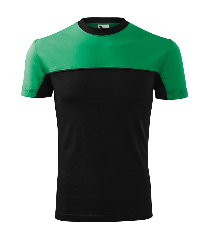 Adler (MALFINI) Tričko Colormix - Středně zelená | L
