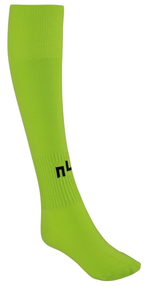 James & Nicholson Športové podkolienky JN342 - Žlutozelená   S