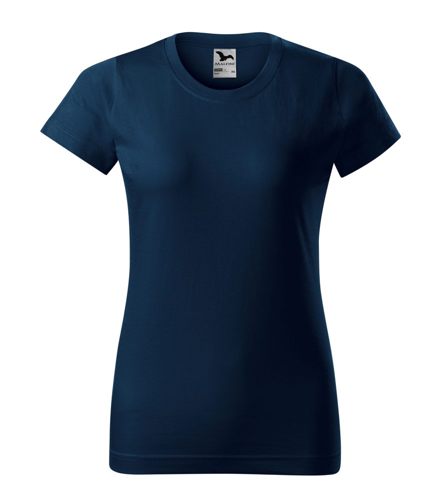 Adler Dámske tričko Basic - Námořní modrá | XXL