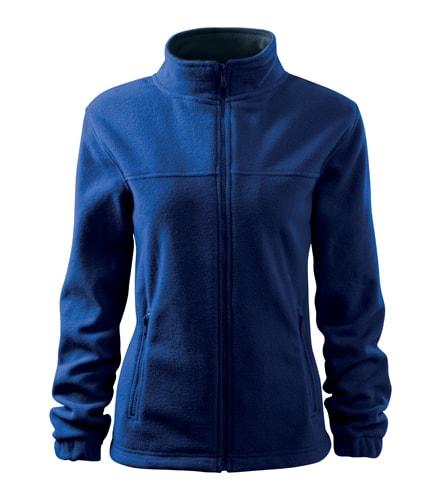 Adler Dámska fleecová mikina Jacket - Královská modrá | L