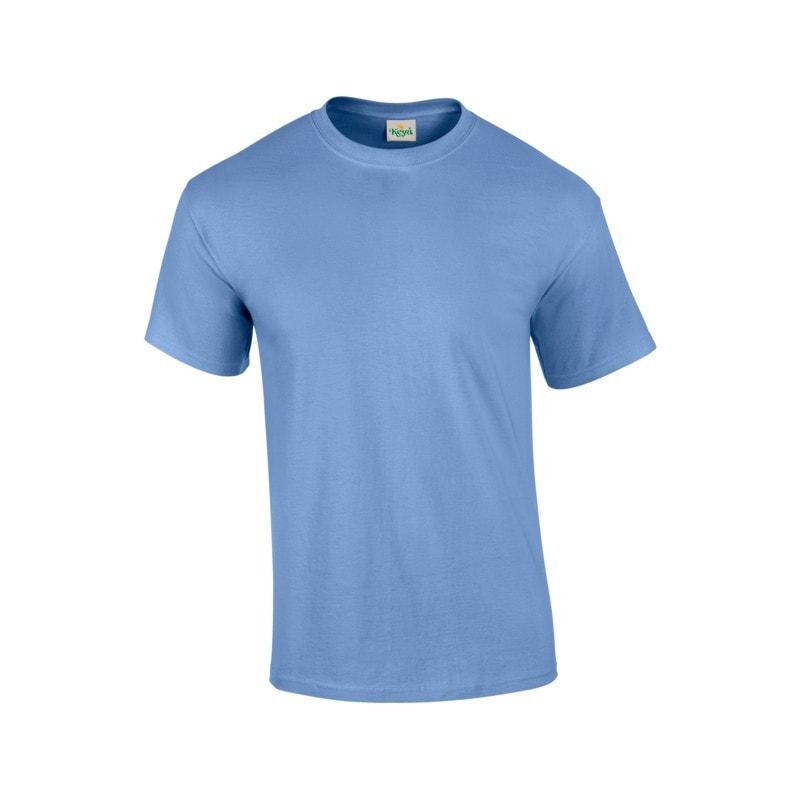Keya Pánske tričko ECONOMY - Světle modrá | S