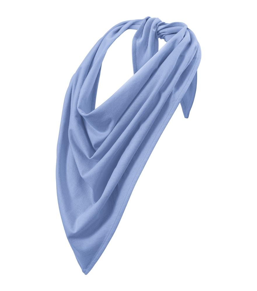 Adler Šátek Fancy - Nebesky modrá | uni