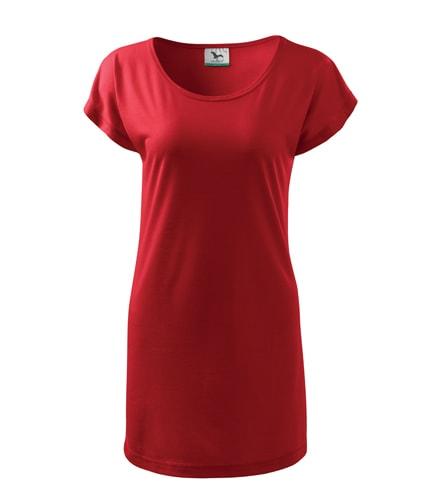 Adler Dámske tričko Love - Červená | XXL