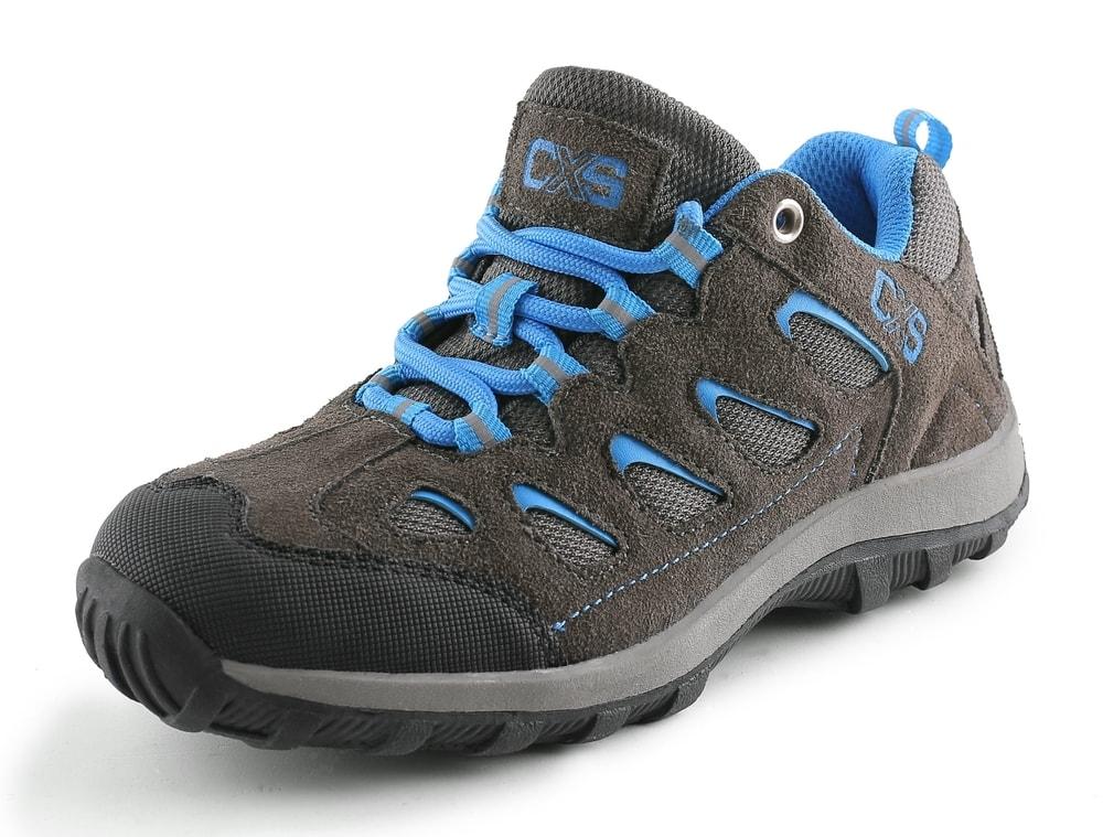 Canis Detské trekingové topánky MADEIRA - 33